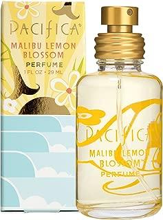 Pacifica Beauty Malibu Lemon Blossom Spray Perfume, 1 Ounce