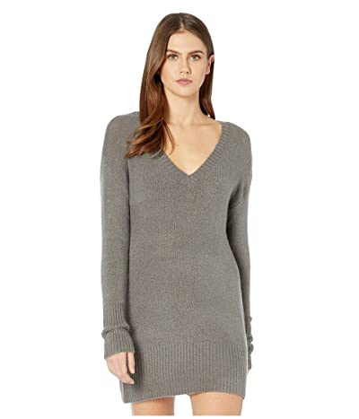 RVCA Quartz Dress (Charcoal) Women
