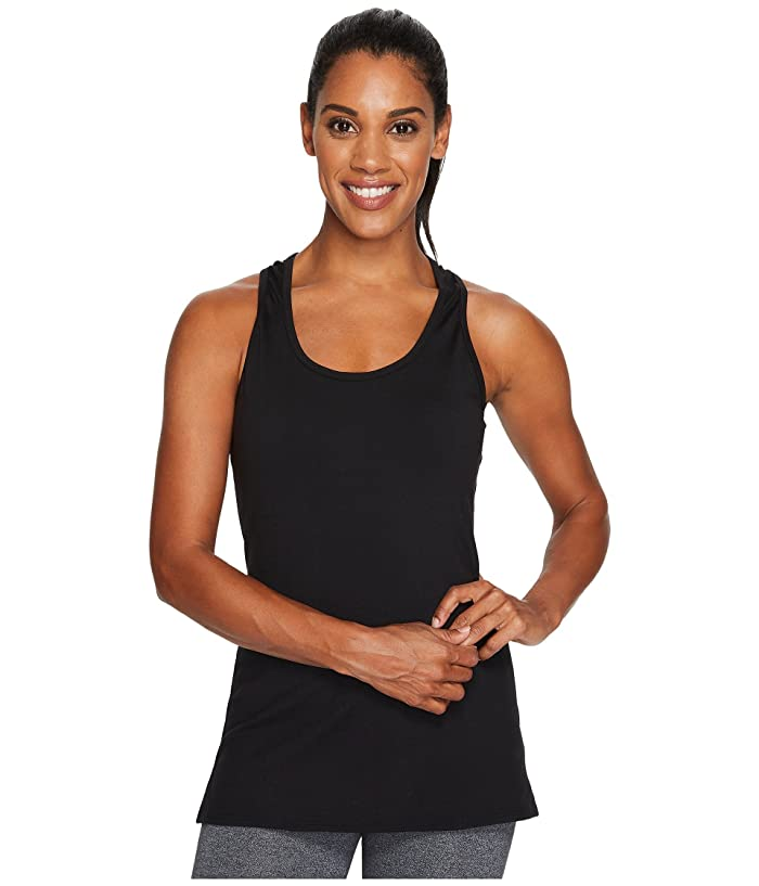 Stonewear Designs Vinyasa Tank Top (Black Heather) Women