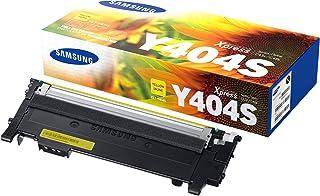 Best Samsung CLT-Y404S Toner Cartridge Yellow for Xpress C430W, C480FW, SS230G#BGJ, SS256H#BGJ1 Review