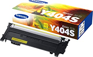 Samsung CLT-Y404S Toner Cartridge Yellow for Xpress C430W, C480FW, SS230G#BGJ, SS256H#BGJ1