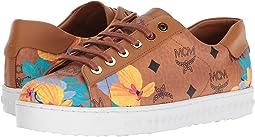 MCM - Flower Printed Sneaker