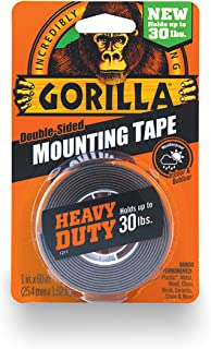 automotive double sided tape black