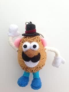 Mr. Potato Head String Doll Keychain