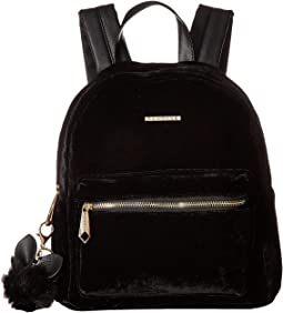 Midi Velvet Backpack