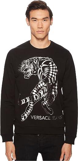 Versace Jeans - Tiger Graphic Sweatshirt