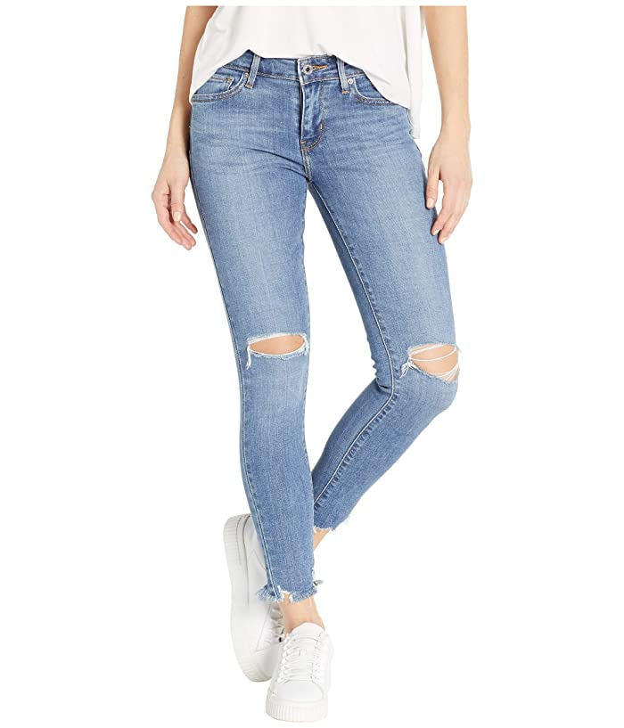 8a03fc428ac37 Levi's® Womens 711 Ankle Skinny at Zappos.com