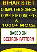 STET Computer Science Book, Concept & 1000+ MCQs, BELTRON Bihar STET Computer Science Re-exam, Practice Set 2020