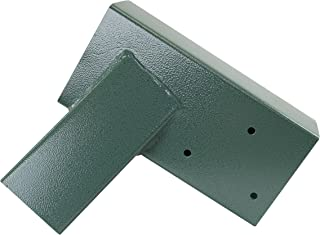 Squirrel Products A-Frame Swing Set Bracket - for 2 (4x4) Legs & 1 (4x6) Beam - Includes Installation Hardware