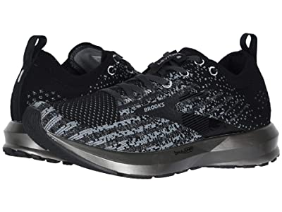 Brooks Levitate 3 (Black/Ebony/Silver) Women