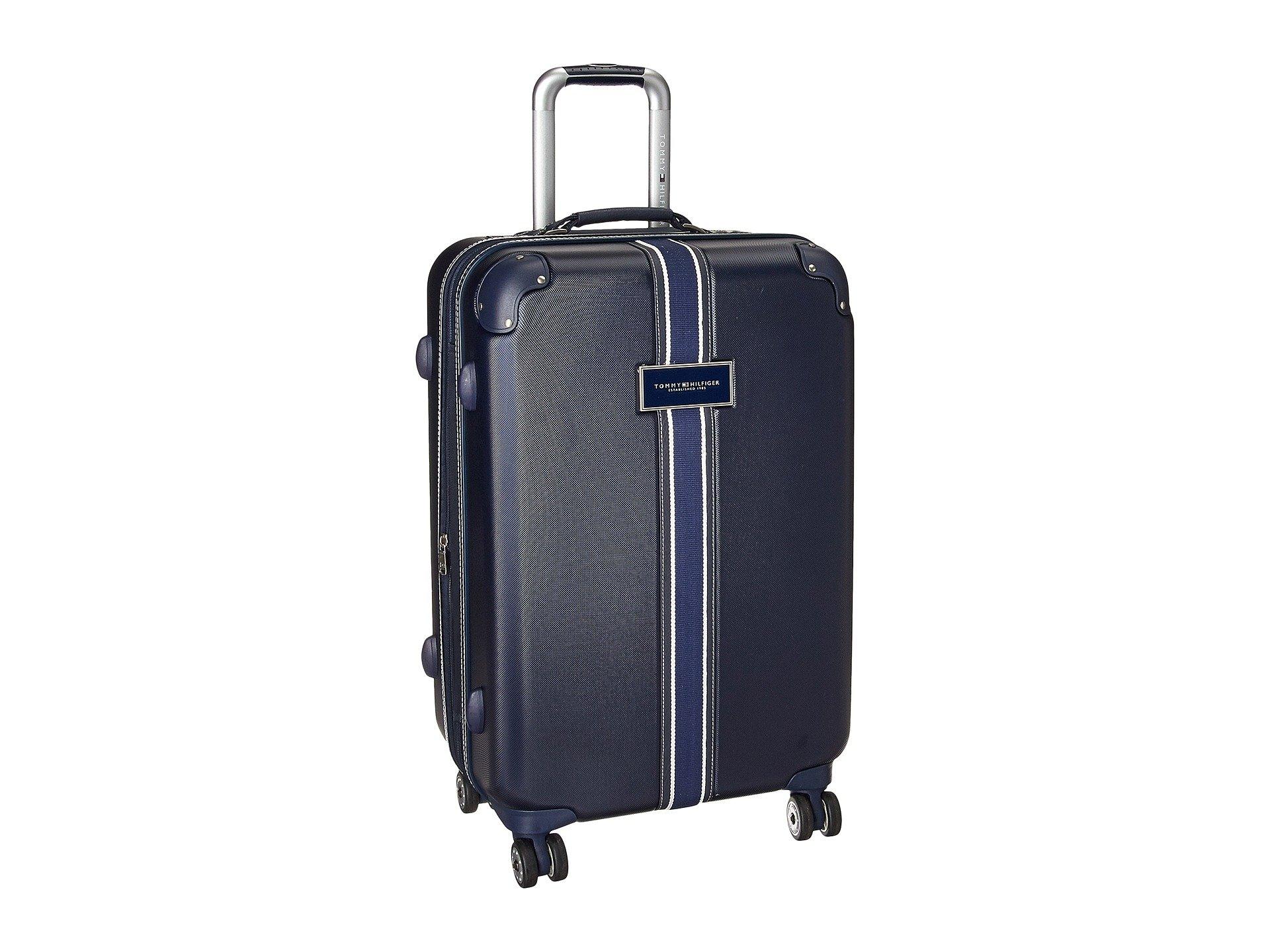 """Classic Hardside 25"""" Upright Suitcase, NAVY"""