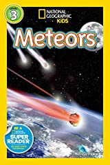 National Geographic Readers: Meteors Kindle Edition