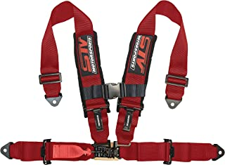 Universal 4 Point Safety Harness Set with 2