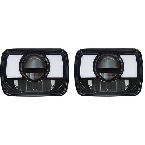 Universal 7X6 Projector Headlights: Amazon.com on