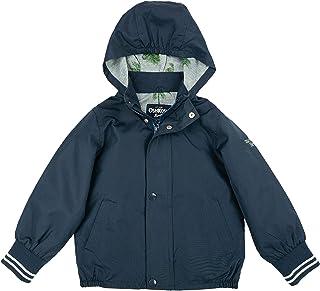 OshKosh B'Gosh Boys' Little Jersey Lined Bomber Jacket