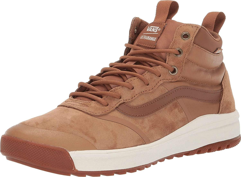 Vans UltraRange Hi DL MTE Men's Fashion Boot Sneaker Shoes 9.5 ...