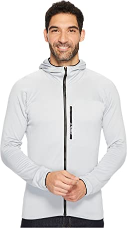 adidas Outdoor - Terrex Tracerocker Hooded Fleece Top