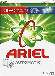 Ariel Automatic Powder Laundry Detergent, Original Scent, 1.5KG