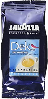 Lavazza 457 Decaffeinated DEK Espresso Point Cartridges (50 capsules) Single-Serve Coffee Capsules & Pods