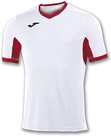 Joma Champion IV M/C Camiseta Equipamiento Hombre