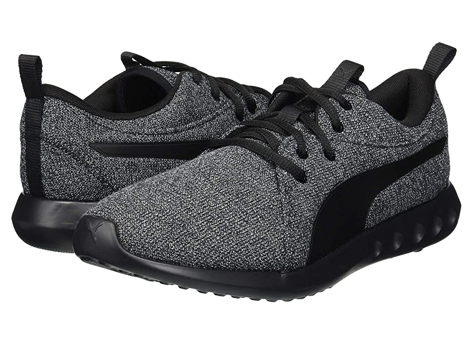 PUMA Carson 2 Knit NM (Puma Black/Puma Black) Men
