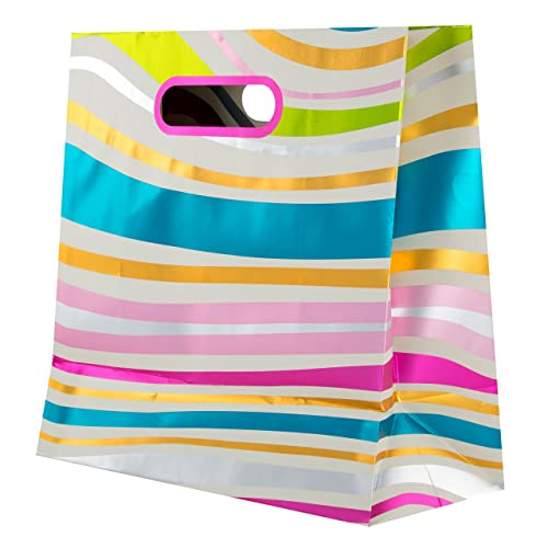 Hallmark Colourful Stripes Gift Bag