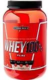 Whey 100% Pure, IntegralMedica, Morango, 907 g