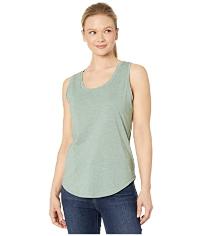 Columbia Cades Capetm Tank Top (Light Lichen) Women
