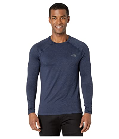 The North Face Hyperlayer FD Long Sleeve (Urban Navy Heather) Men