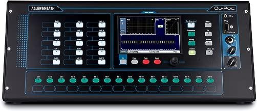 Allen & Heath Qu-Pac Ultra-Compact Digital Mixer (AH-QU-PAC-32)