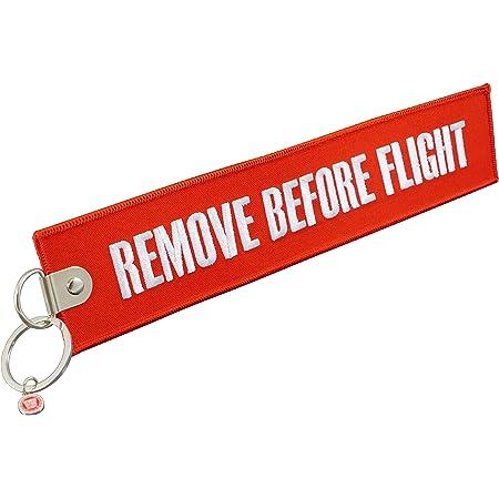 Remove Before Flight Jumbo Anhänger 1 Stück Auto