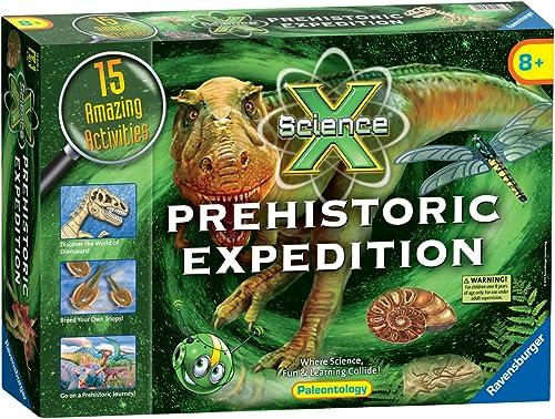 Wissenschaft x - Pr storische Expedition - Ravensburger