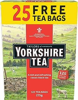 Yorkshire Tea Red, 125 x 275 gm