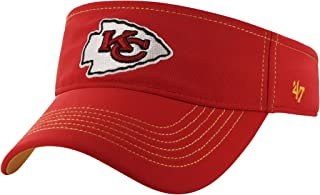 NFL '47 Brand Defiance Visor, One Size