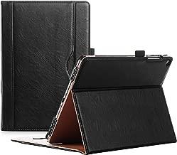 ProCase ASUS ZenPad 3S 10 9.7 Inch Case Z500M - Stand Cover Folio Case for ASUS ZenPad 3S 10 Tablet - Black