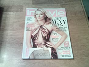 InStyle Magazine (June, 2012) Charlize Theron Cover