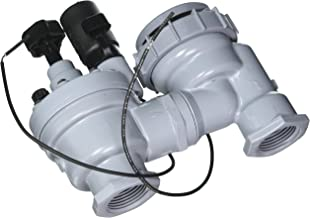 Irritrol 2713APR Electric Anti-Siphon Valve of Stainless Bonnet with Flow Control, 1