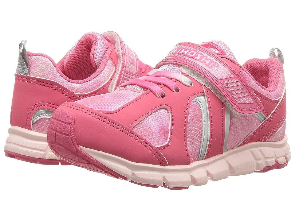 Tsukihoshi Kids Rainbow (Toddler/Little Kid) (Coral/Pink) Girls Shoes