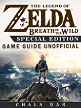The Legend of Zelda Breath of the Wild Special Edition Game Guide Unofficial