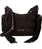 MICHAEL Michael Kors - Billy Medium Fringe Messenger