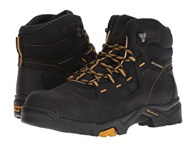 Georgia Boot Amplitude 5 Hiker Waterproof (Black) Men