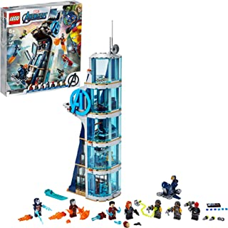 LEGO Marvel Avengers: Avengers Tower Battle 76166...