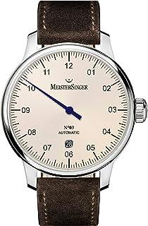 MeisterSinger - N_03 AUTOMATIK DM903 Reloj con s_lo una aguja Cl_sico & sencillo
