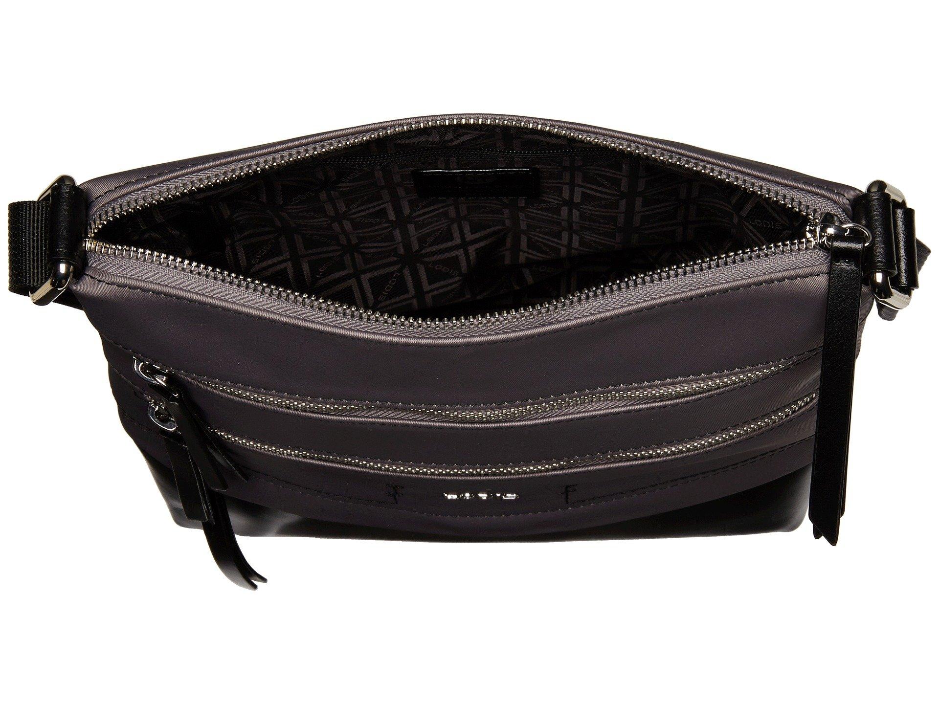 Nylon Grey Crossbody Sports Travel Lodis Wanda Accessories xUq6U4z