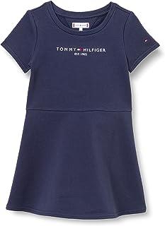 Tommy Hilfiger Essential Skater Dress S/S Robe Fille