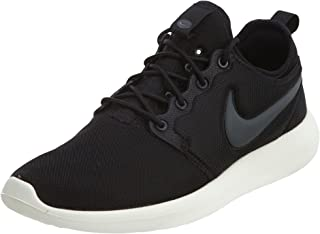 Women's Roshe Two Black/Anthracit Sail Volt Running Shoe 9.5 Women US