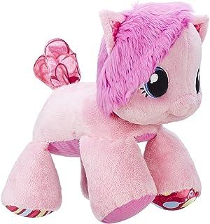 Hasbro b7037eu4–My Little Pony PLAYSKOOL Friends Gigante de Peluche Pinkie Pie Preescolar Juguete