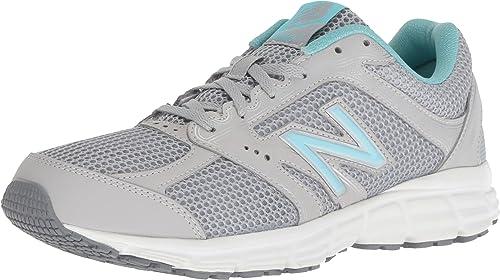 New Balance damen& 039;s 460v2 460v2 460v2 Cushioning Running schuhe, Silber Blau, 10.5 D US  nicht zu vermissen!