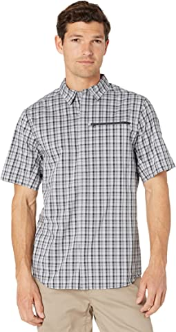 Kaslo Shirt Short Sleeve