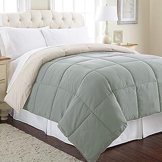 Amrapur Overseas 2DWNCMFG Goose Down Reversible Comforter